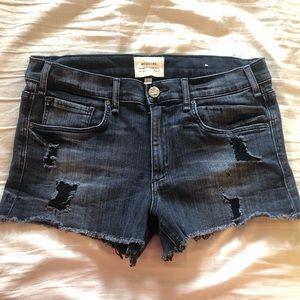 McGuire Denim Shorts